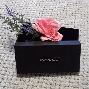 Dolce & Gabbana Box (empty glasses box)